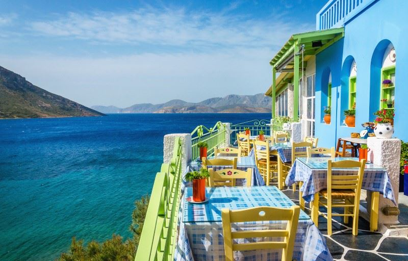 Bodrum Kos Adas Yunanistan 39 N Do Usunda T Rkiye 39 Nin Bat S Nda Ege Denizindedir