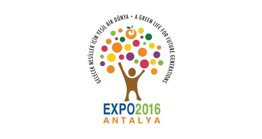 Expo 2016 Antalya Sponsor Desteği
