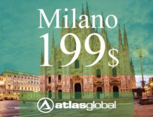 Atlasglobal İstanbul Milano Uçuşları Başladı